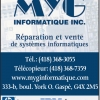 MYG Informatique Inc